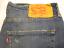 Men/'s Levi/'s Denim Distressed 501 Shorts Button Down Cut Off 30