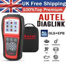 AUTEL Car Fault Code Reader Engine ABS SRS Airbag OBD2 Auto Diagnostic Scanner
