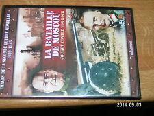 ** Images de la seconde guerre mondiale DVD Bataille de Moscou Joukov vs Von Boc
