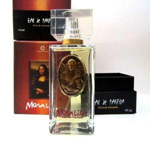 Detalles de 2 = 1+1 Nuevo Mujeres gran venta: Mona Lisa Ed Parfum X L 3.4 OZ100 Ml Atomizador + Kenneth ver título original