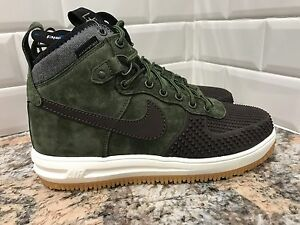 ... Image is loading Nike-Lunar-Force-1-One-Duckboot-Olive A New ... 9e118b844