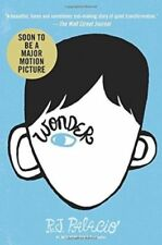Wonder by R. J. Palacio (2012, Hardcover)