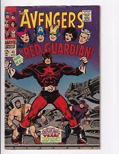 The Avengers #43 (Aug 1967, Marvel)