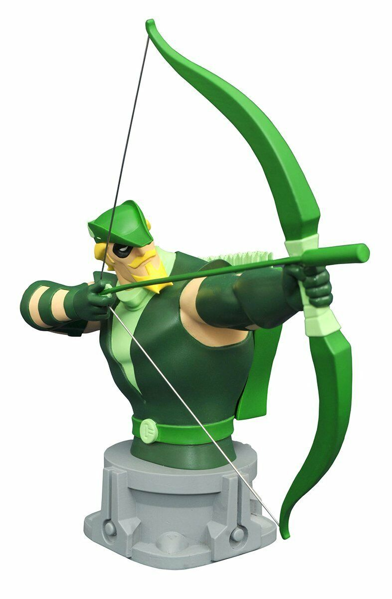 Justiz liga animierte serie 'Grün arrow von diamond wählen