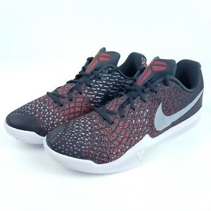 2c1f2486889 Nike Kobe Mamba Instinct University Red Black Men s 852473-006 Men s ...