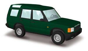 Busch-51901-Land-Rover-Discovery-Green-H0