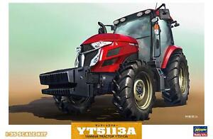 HASEGAWA YANMAR TRACTOR YT5113A YT5113A 1/35 MODEL KIT FROM JAPAN