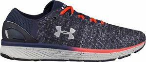 new concept c4038 7df32 Details about Under Armour Charged Bandit 3 Mens Running Shoes - Grey