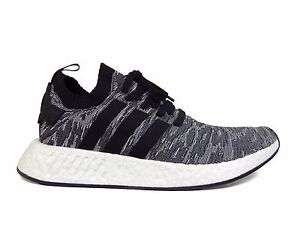 79cdf20b240305 Adidas Men s ORIGINALS NMD R2 PRIMEKNIT Running Shoes Core Black ...