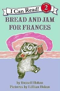 Bread-and-Jam-for-Frances-by-Russell-Hoban-Hardback-2008