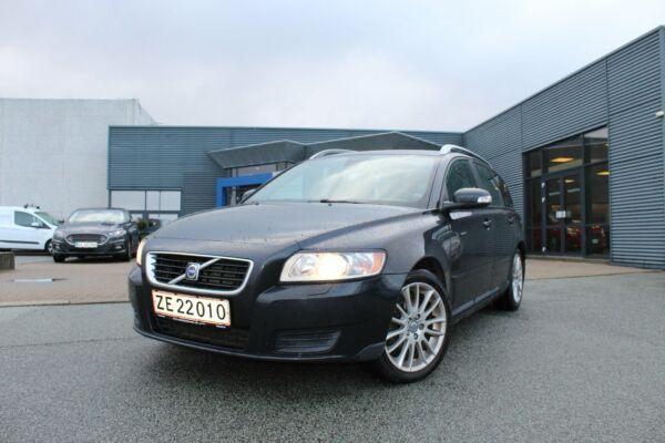 Volvo V50 1,6 D Momentum VIP - billede 1