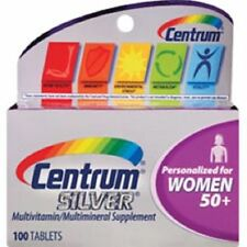 Centrum Silver Multivitamin Personalized for Women 50+