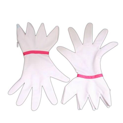 Puella Magi Madoka Magica Cosplay Costume Accessory Madoka Kaname Gloves