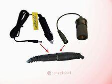 12V Extension Cord with Cigarette Lighter Plug For RoadPro RP-203EC/Peak PKC0JX