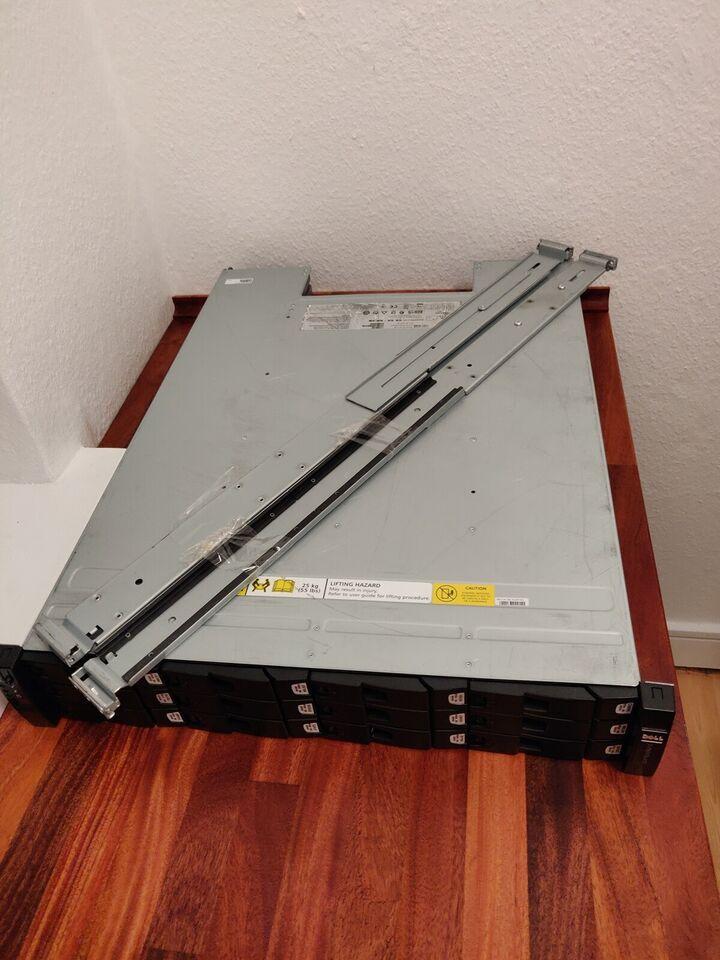 Server, Dell Xyratex Compellent HB-1235, God