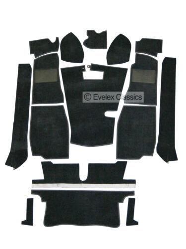 ND7 Seat Alhambra 5-Tür 95-09 Stahl Dachträger an traditionelle Dachrelinge kpl