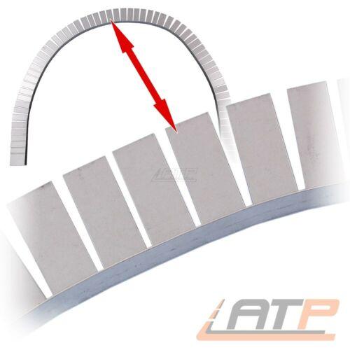 Universal guardabarros ensanchamiento reparación chapa radlauf interior guardabarros 32085129