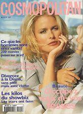 ▬► Cosmopolitan 281 de 1997 Vebdela Thommessen_Mode Fashion