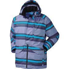 Ripzone Men's Sentinel Standard Insulated Jacket Coat Ski Snow - Blue (XL)