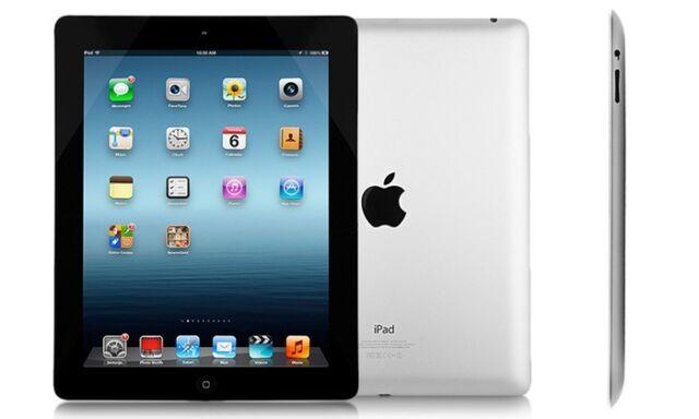 Apple iPad 4th Gen - A Grade Refurb - 16GB, Wi-Fi, 9.7in Black - 6 MTH WARRANTY