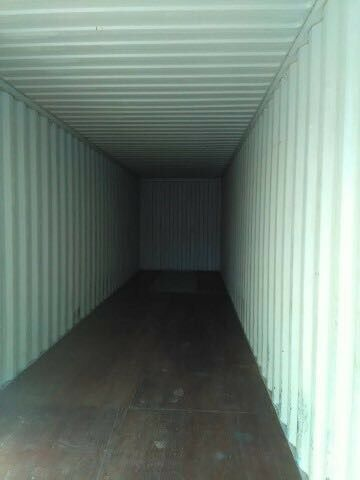 12m/40ft HIGH CUBE - SECOND HAND SHIPPING CONTAINER - CAPE TOWN