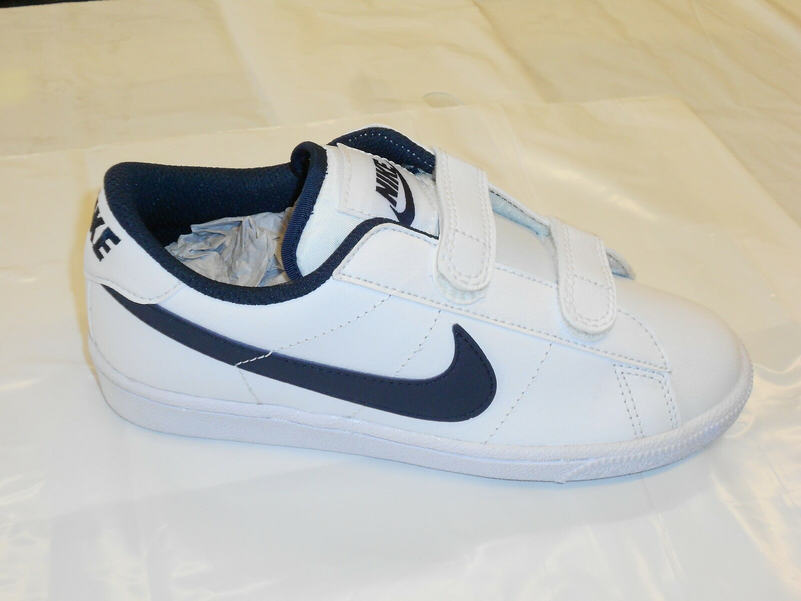 Infant BOYS  Leather Trainers  719451 102 Nike Tennis classic TDV