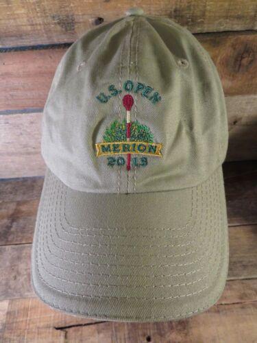 U.S OPEN Merion 2013 USGA Member Adjustable Adult Cap Hat