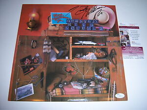 HANK-WILLIAMS-JR-GREATEST-HITS-2-COUNTRY-LEGEND-JSA-COA-SIGNED-LP-RECORD-ALBUM
