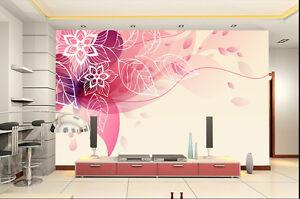 3d Immortel Lis 61 Photo Papier Peint En Autocollant Murale Plafond Chambre Art