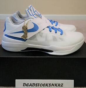 cheaper e30ce 67c1f Image is loading Nike-Zoom-KD-4-IV-CT16-QS-Thunderstruck-