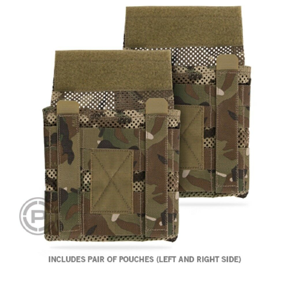 Crye Precision - JPC Maritime Side Plate Plate Plate Pouch Set - Multicam 71fdc0