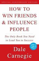 How To Win Friends & Influence People (new Paperback) By Dale Carnegie on sale