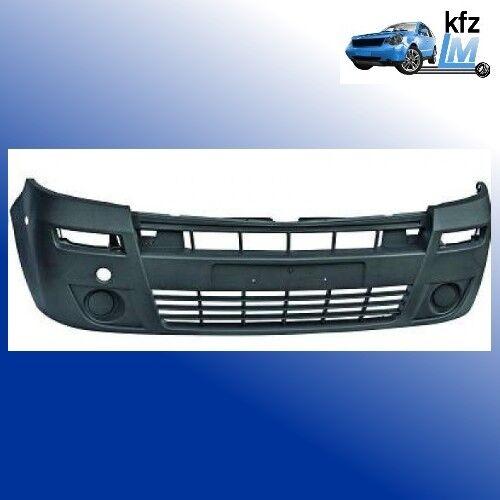 Stoßstange Stoßfänger vorne Opel Movano 03-10 SCHWARZ PREMIUM Qualität