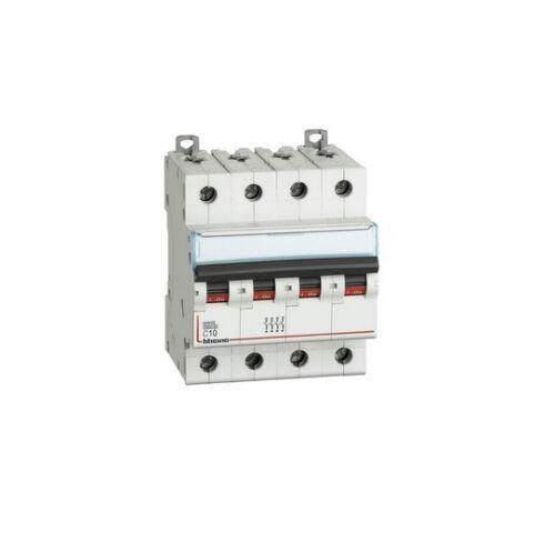 BTICINO FN84C32 BTDIN60 MAGNETOTERMICO 4P CURVA C 32A 6KA 4 MODULI