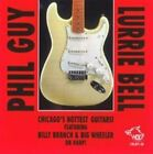 Chicago's Hottest Guitars 0799582087126 By Various Artists CD