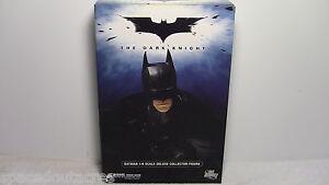 Batman The Dark Knight 1:6 Scale Deluxe Collector Figure ~ DC Direct Unused