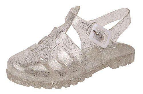 Filles Paillettes gelées Chaussures