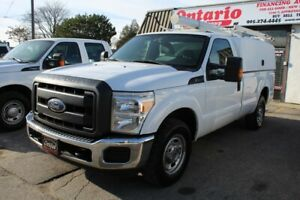 2014 Ford F 250 XL 8ft Long box Keyless entry Camera Bluetooth cru