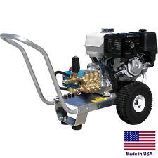 Pressure Washer Commercial Portable 4 Gpm 4200 Psi 13 Hp Honda Cat Biul