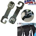 2x Car Seat Truck Coat Hook Purse bag hanging Hanger Auto Bag Organizer Holder