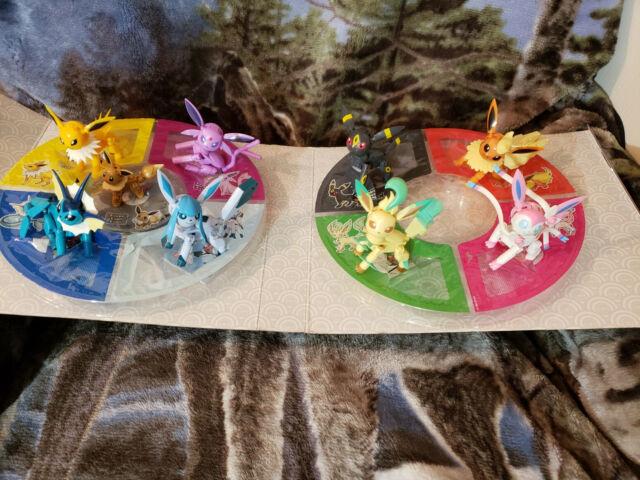 Mega Construx Pokemon Eevee Evolution Buildng Toy Mega Blocks