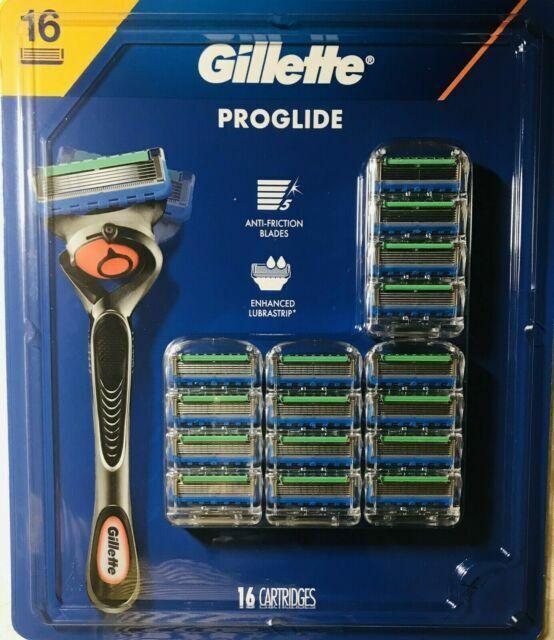 Gillette ProGlide Cartridges 16 Count Fusion5 Razor Blades M