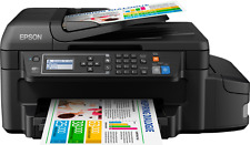 DHL Ship - NEW EPSON L655 Printer Scan Copy Fax Integrated Ink Tank AC100-240V