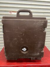 Insulated Full Steam Pan Carrier Transport Holding Cambro 300mpc Catering 5014