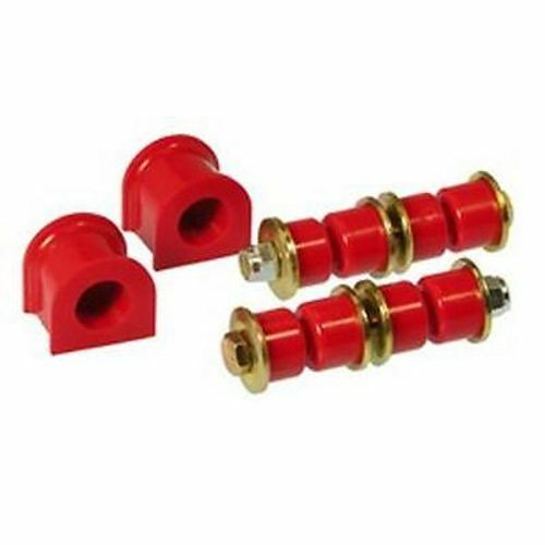 Integra Prothane 8-1101 Front Sway Bar Bushing /& End Link Kit 21mm FOR Civic