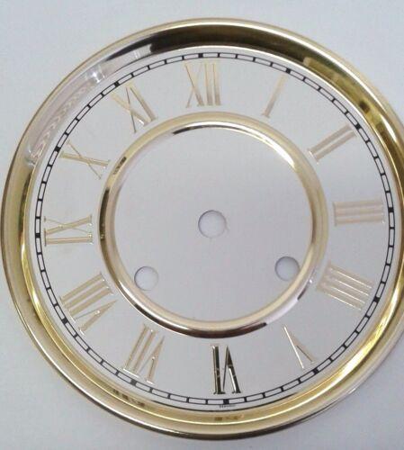 Hermle clock dial for 131 movement 150 mm diameter