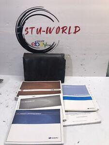 2008 Subaru Impreza Owners Manual