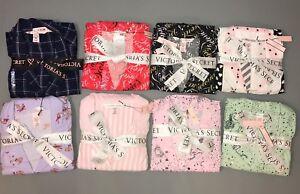 nuova collezione acquista online ultimo sconto Nuovo Nip Victoria's Secret The Flanella 2pc Set Pigiama Pj Xs, S ...