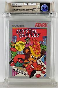 Crystal Castles Atari 2600 Brand New Factory Sealed WATA 9.4 A++ Seal