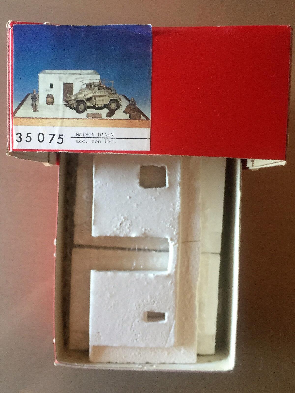 J.M.P PRODUCTION 35075 - MAISON D'AFN - 1 35 CERAMIC RESIN KIT RARO